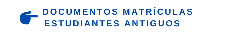 DOCUMENTOS MATRÍCULAS